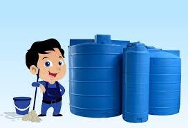 Water Tank Cleaning Service in Karachi